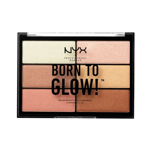 NYX BORN TO GLOW™ HIGHLIGHTING PALETTE
