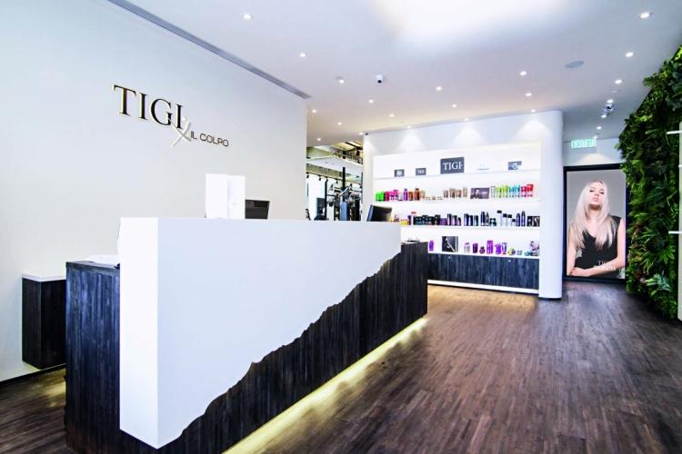 首間 TIGI ╳ IL Colpo 店舖於今年的 8 月已開業。