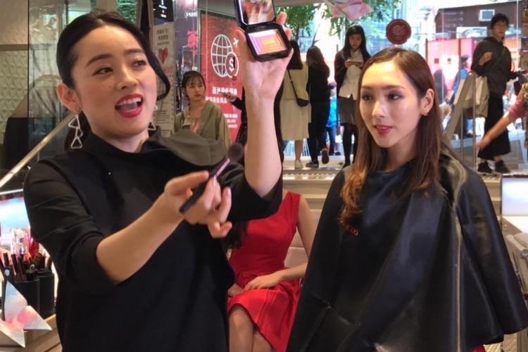 Shiseido 頂級美容專家Mika Kadoya
