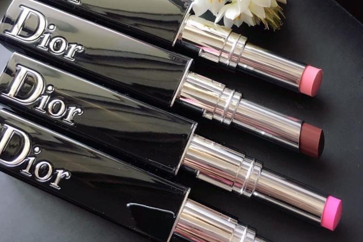 Dior Addict Lacquer Stick  鏡光誘惑炫亮唇漆系列