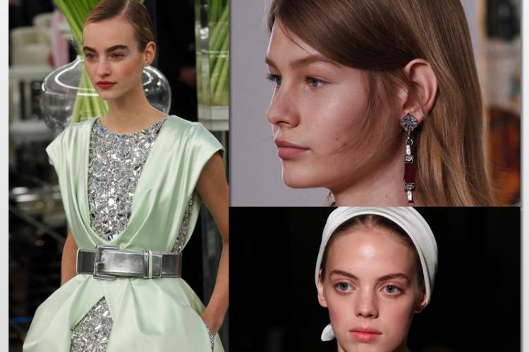 見2017 Haute Couture S/S  Chanel、Valentino及 Giambattista Valli 便有完美示範,粉色妝即時令你更年輕更可人啊!