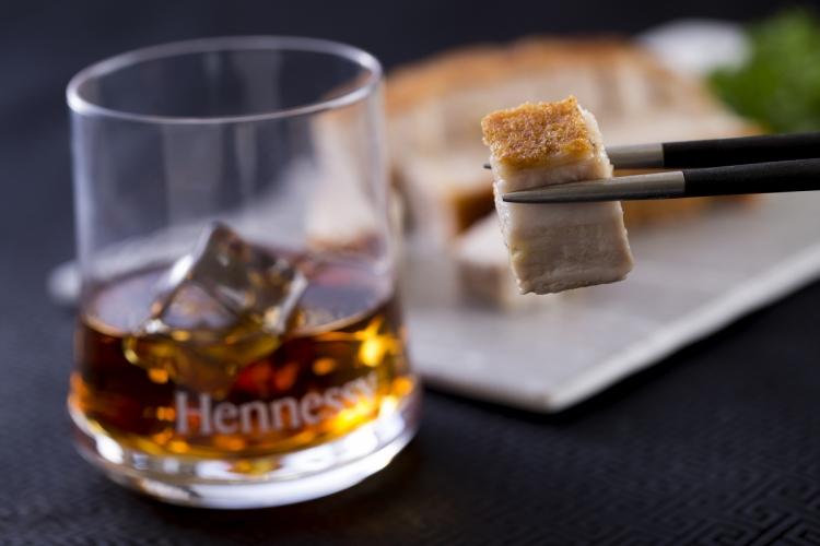 燒腩仔 X Hennessy V.S.O.P