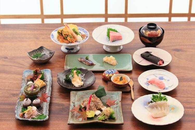 竹 Omakase $1,180