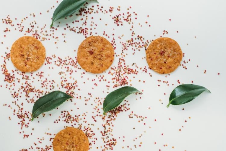 紅藜麥燕麥餅乾(需訂製)