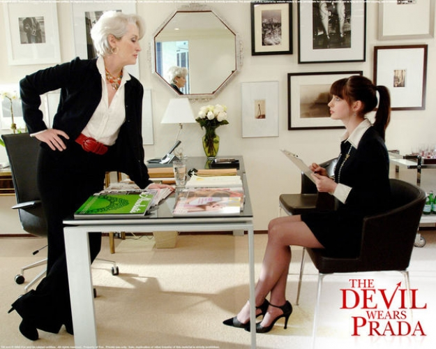 電影《The Devil Wears Prada 》