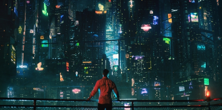 《碳變》(Altered Carbon)