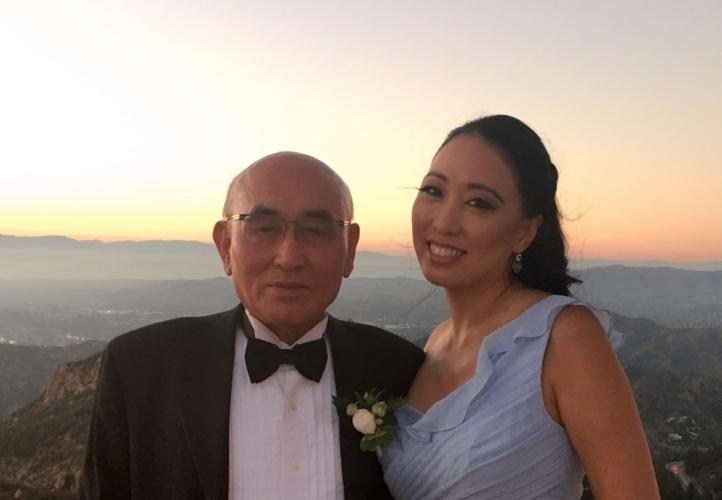 Judy的爸爸是北韓的知識份子。