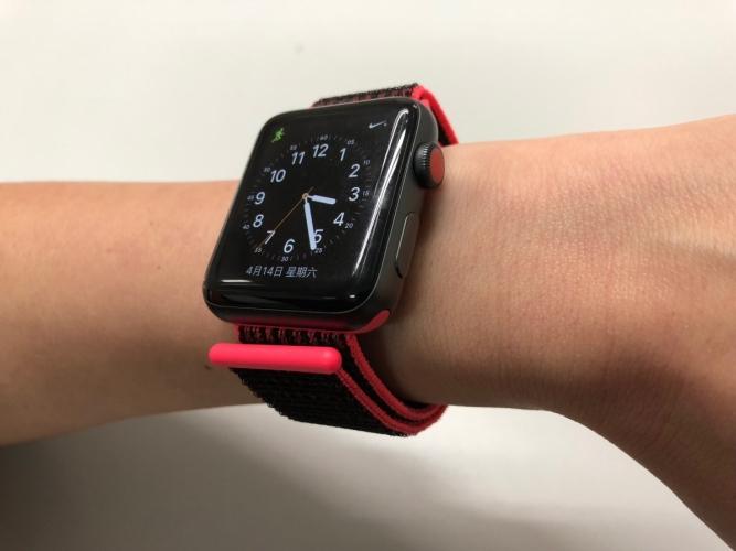 Smartone支援Apple Watch流動網絡