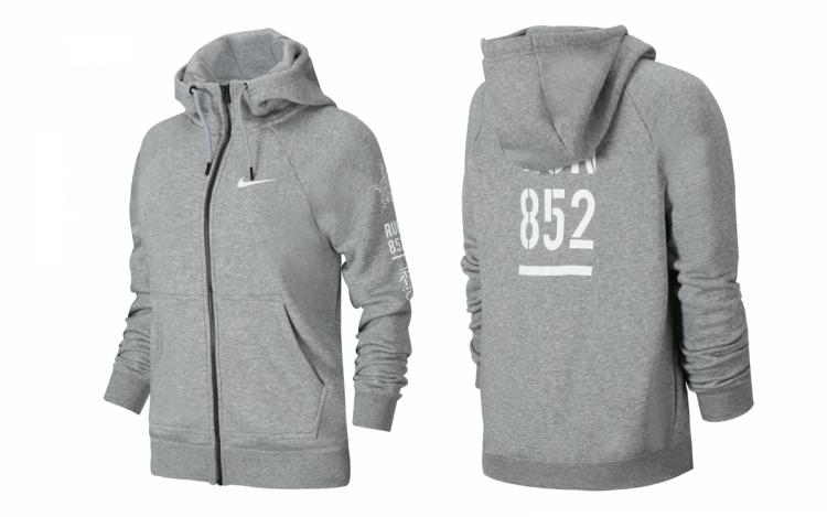 Nike Sportswear Rally 女子毛絨連帽衫: $569