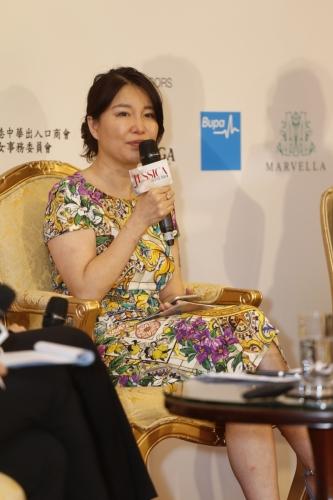 前Twitter大中華區董事總經理Kathy Chan