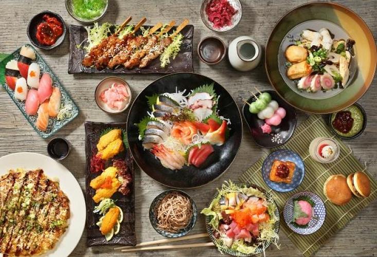 馬哥孛羅酒店-香港「嘗日豐味自助晚餐」
