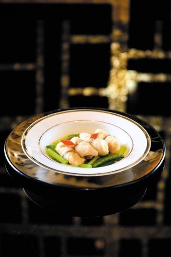 荷香桂魚卷