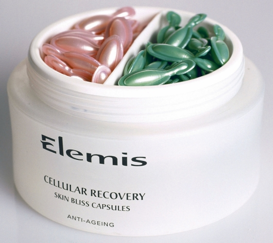 cellular recovery skin bliss capsules how to use