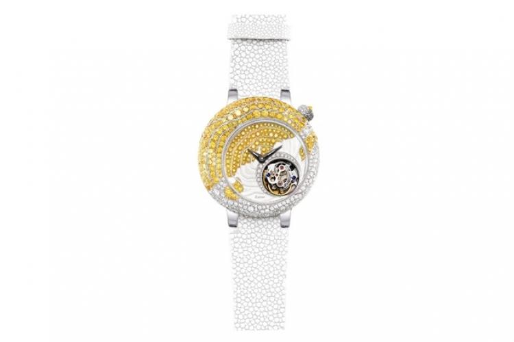 Kutour「Typhoon 颱風」陀飛輪腕錶 $428,000