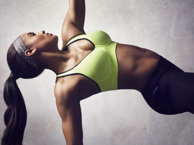 Nike Pro Rival 由 Skylar Diggins 所演繹