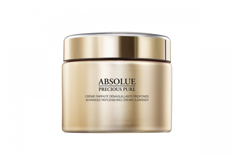 ABSOLUE PRECIOUS PURE ADVANCED REPLENISHING CREAM CLEANSER 極緻完美淨肌潔面乳霜 $ 670/200ml
