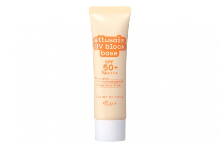 UV block base SPF50+ PA++++ 高效防曬底霜