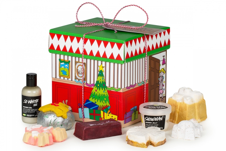 Santa Claus Is Coming To Town 美妙歌韻禮盒 $615