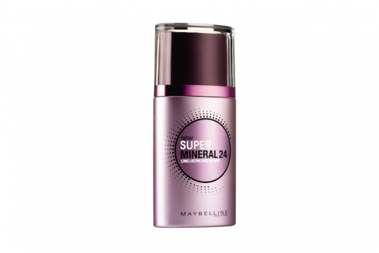 Super Mineral 24 Makeup Base SPF20/PA++ 純礦物妝前底霜
