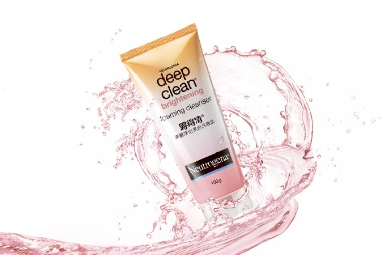 Deep Clean Brightening Foaming Cleanser 深層淨化亮白洗面乳