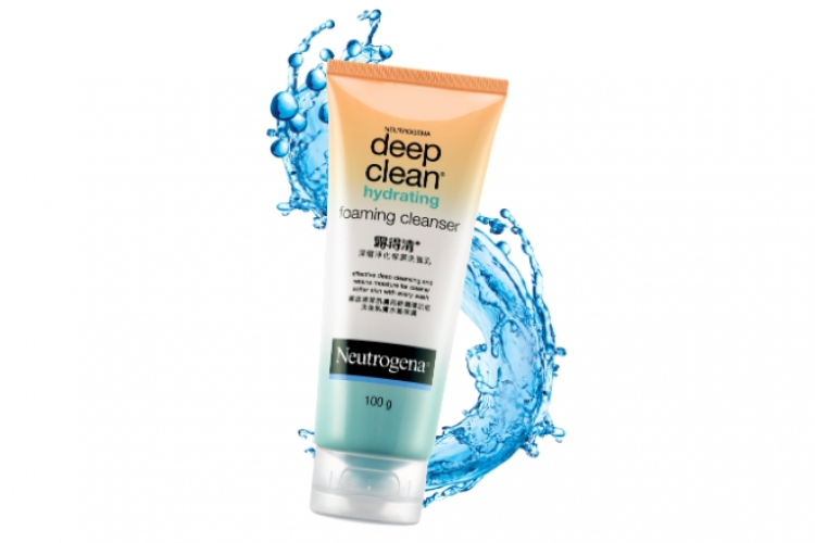 Deep Clean Hydrating Foaming Cleanser 深層淨化保濕洗面乳