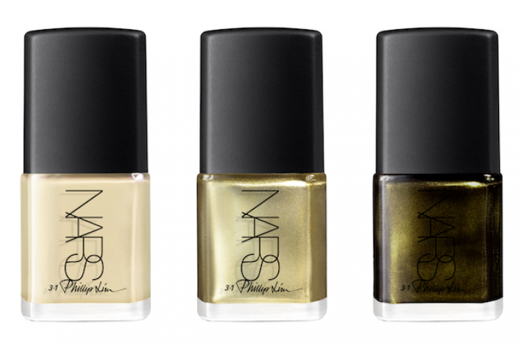 3.1 Phillip Lim for NARS in Anarchy, Gold Viper & Insidious