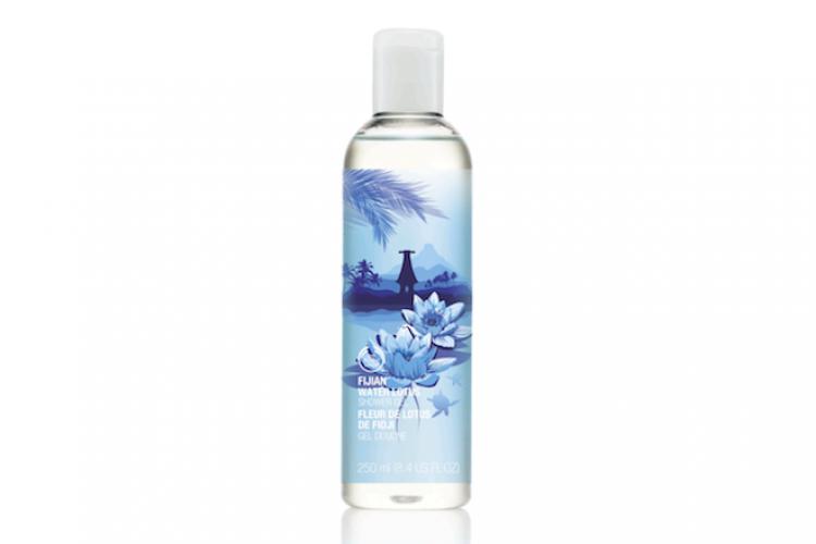 Fijian Water Lotus Shower Gel 斐濟水蓮花身體沐浴露