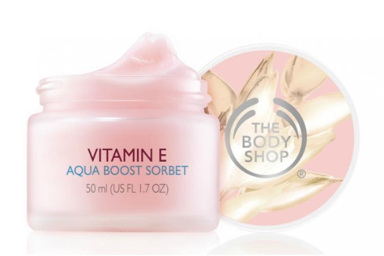 The Body Shop Vitamin E Aqua Boost Sorbet ($189)