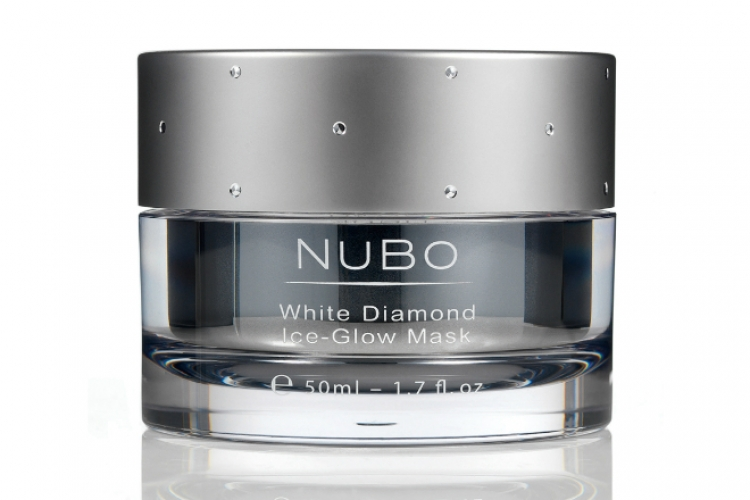 Nubo White Diamond Ice Glow Mask ($1,350)