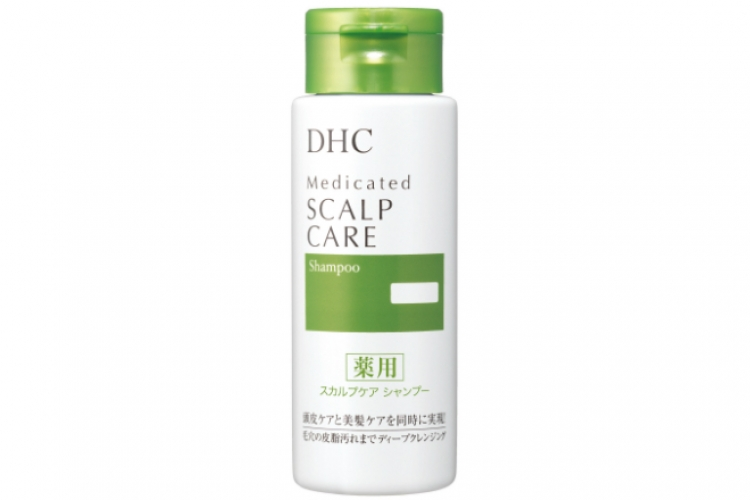 DHC Scalp Care Shampoo ($225/5 bottles)