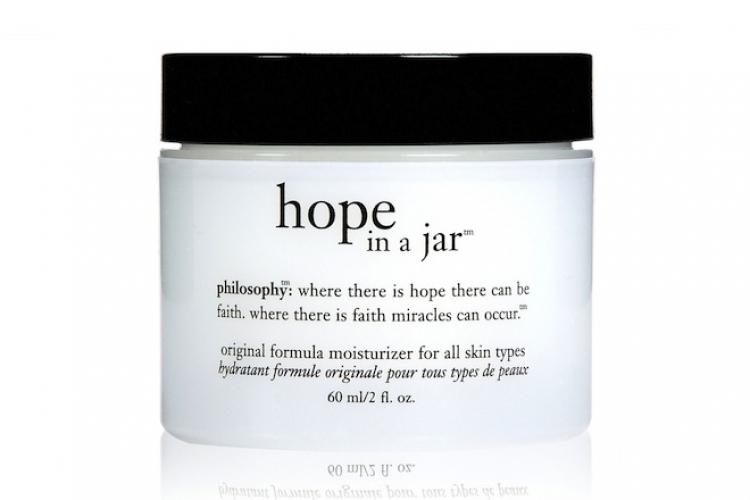hope in a jar 高效保濕乳