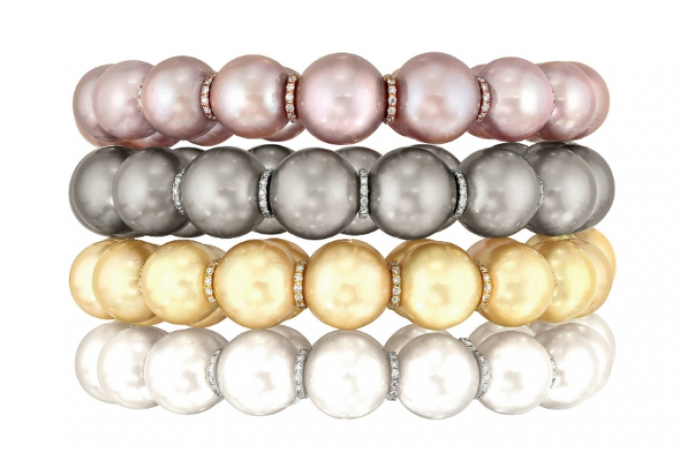 Chanel Fine Jewellery Perles Swing bracelet (price upon request)