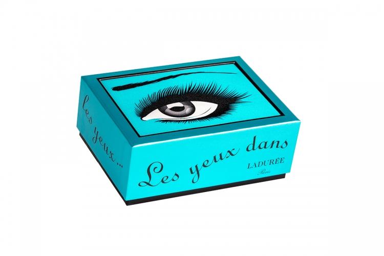 Ladurée 眼睛禮盒12個裝 $490