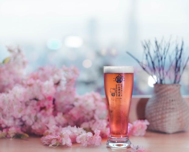 櫻花Frozen beer連Hello Kitty啤酒杯($98)
