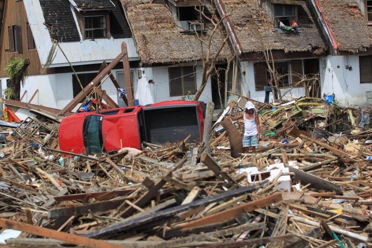 氣候變化正為我們「製造」更多超級颱風。