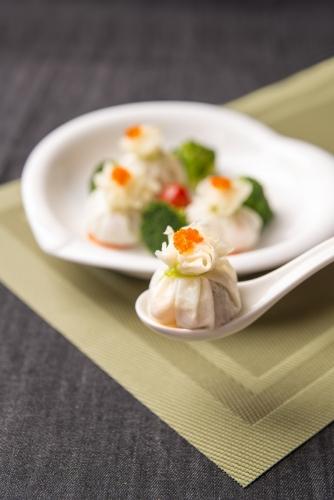 菊花石榴蝦