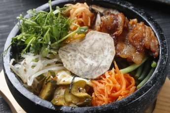 豬腩肉石窩飯 ($190@Jinjuu)