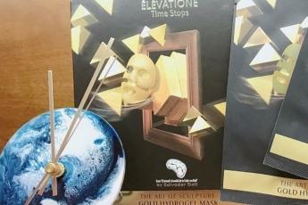 ÉLÉVATIONE Gold Hydrogel Mask金箔啫喱面膜