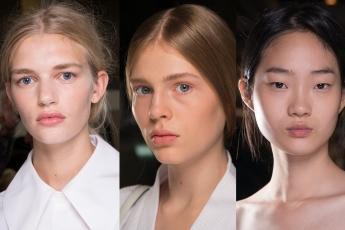偽素顏的重點,就是以對肌膚零負擔的粉底,去塑造自然清爽的底妝。