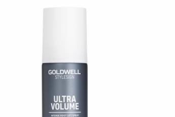 增加層次感Ultra Volume Double Boost頭髮噴霧 HKD$140(GOLDWELL)