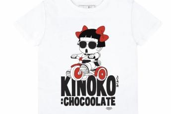 :CHOCOOLATE x Dr. SLUMP角色印花圖案Tee  $259 (男女裝)、$199 (童裝)