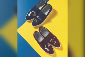 英倫風Pointy Slip-on 各HK$1,490