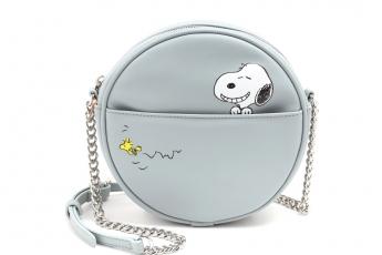 藍色圓型Mini Bag HK$799