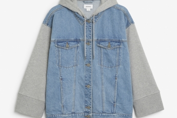 Denim Jacket HK$500 (Monki)