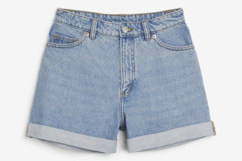 Taiki Shorts HK$250 (Monki)
