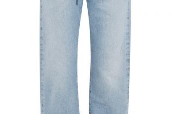 Diag Printed Boyfriend Jeans HK$3,223 (OFF-WHITE)