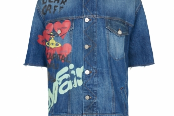 Anglomania Wave Oversize Jacket HK$3190 (Vivienne Westwood)