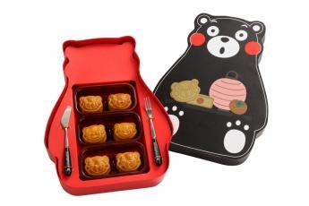 KUMAMON造型禮盒於一田超市(將軍澳)及一田eShop限量發售。