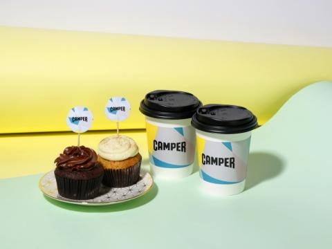 The CAMPER Special套餐(可選擇任何2件食品及2杯飲品)