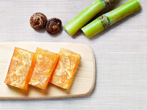 蔗汁馬蹄糕 HK$100/盒